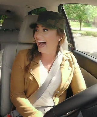 Demi Lovato Somehow Goes Totally Unrecognized by Fans as an Undercover Lyft Driver
