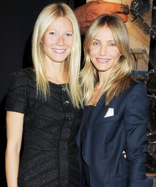 Gwyneth Paltrow Dedicates an Instagram Full of Love to BFF Cameron Diaz