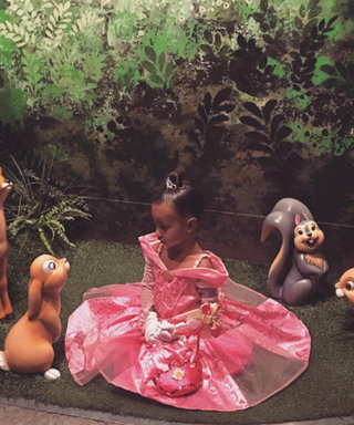 "North West Is Already a Budding Fashion Designer: ""She Designed Her Own Dress Today,"" Mom Reveals"