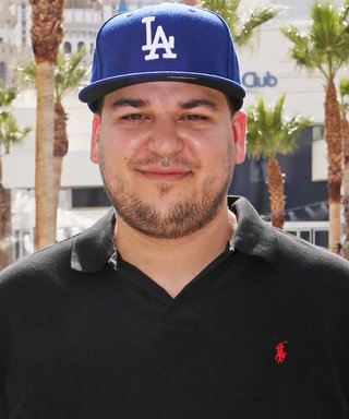 Rob Kardashian Comes Clean About Why He Skipped the Kimye Wedding