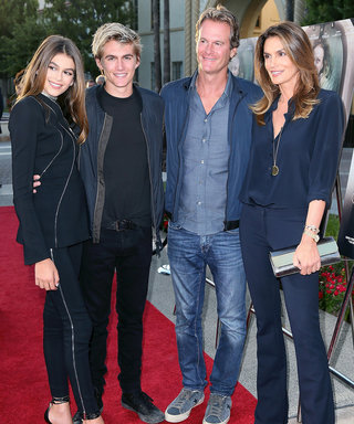 Cindy Crawford and Family Show Their Support for Kaia Gerber's Acting Debut at Sister Cities Premiere