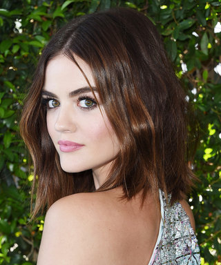 The Exact Eyeliner Lucy Hale Uses to Get Her Killer Cat Eye