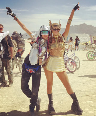 Check Out the Wild Ways Celebs Are Spending Labor Day Weekend