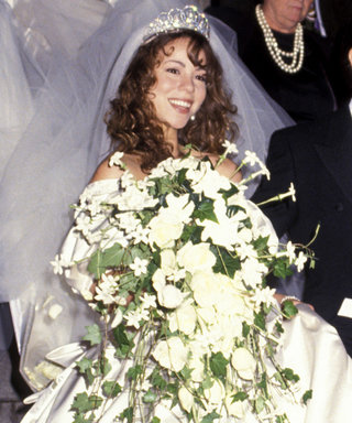 9 Celebrity Brides Who Wore IRL Cinderella Dresses on Their Wedding Day