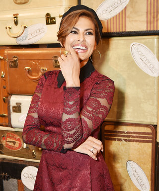 Eva Mendes on What It's Like to Host Her First NYFW Fashion Show