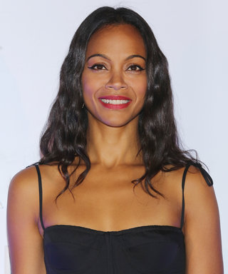 Zoë Saldana Shares the Most Revealing Look at Her Twin Boys Yet