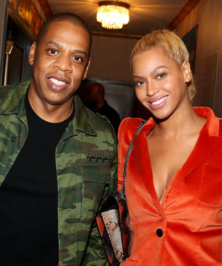 Beyoncé and Jay Z Hit Up Kanye West's Concert, Party Just Like Us
