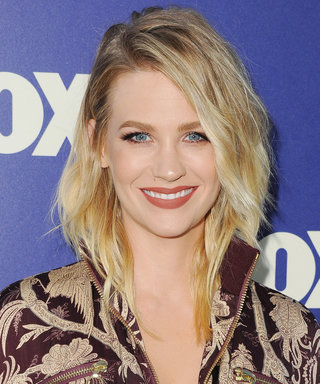See January Jones's Racy but Hilarious Throwback Instagram