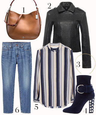 The Perfect Casual Friday Outfit That You Can Wear to Work and Drinks