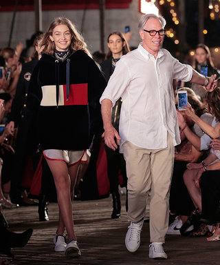 """Tommy Hilfiger Explains Why Gigi Hadid Is the Perfect Collaborator: """"I Could See Passion in Her Eyes"""""""