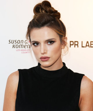 You Have to See Bella Thorne's Ridiculously Toned Abs