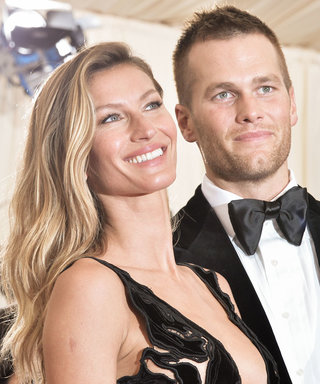 Tom Brady and Gisele Bündchen Make Us Swoon in a Sweet Date Night Photo