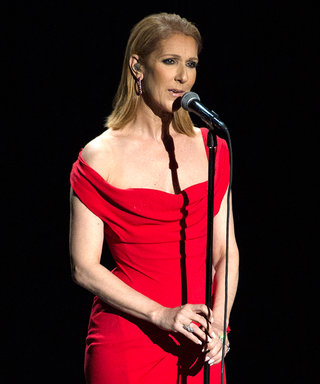 Celine Dion Pays Tribute to Late Husband in Emotional Stand Up to Cancer Performance