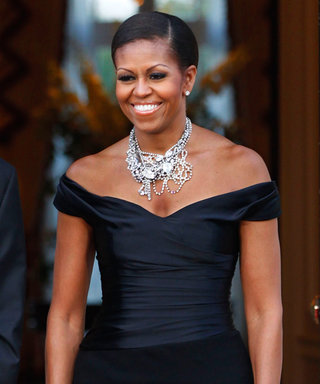 See Each and Every One of Michelle Obama's Best Outfits in Under 2 Minutes