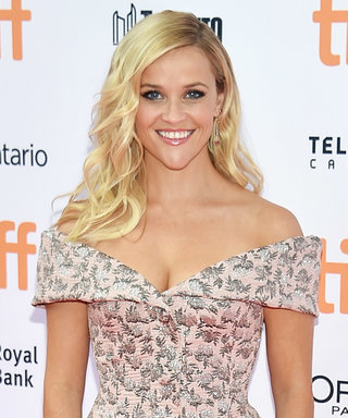 Reese Witherspoon Shimmers Like a Modern-Day Princess at TIFF