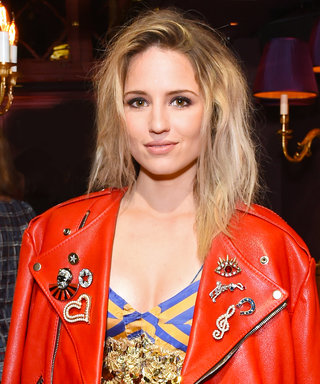 Bride-to-Be Dianna Agron Reported for Bridesmaid Duty and Looked Absolutely Stunning