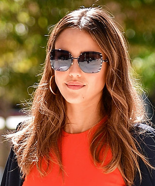 NEW YORK, NY - SEPTEMBER 13:  Jessica Alba seen on the streets of Manhattan on September 12, 2016 in New York City.  (Photo by James Devaney/GC Images)