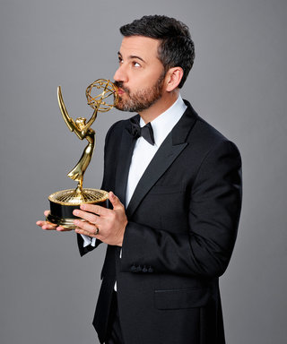 "Emmys Host (and Nominee!) Jimmy Kimmel Doesn't Want to Win an Award: ""I Would Rather Get a Laugh Than the Trophy"""