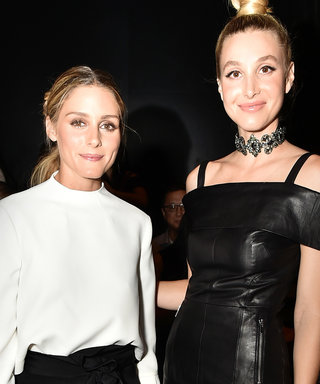 The City's Olivia Palermo and Whitney Port Have a Mini Cast Reunion at NYFW