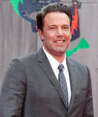 See Ben Affleck's New Justice League Batman Suit