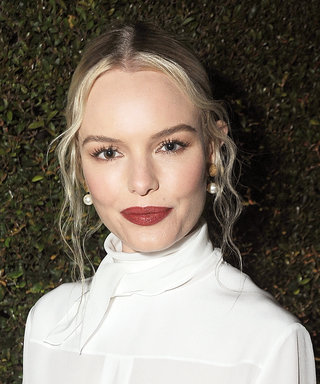 Your New Favorite Red Lipstick, Courtesy of Kate Bosworth