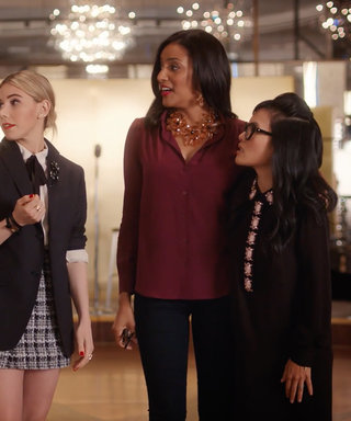 """We Challenge You Not to Laugh at Kate Spade N.Y.'s Newest """"Miss Adventure,"""" Starring Zosia Mamet"""