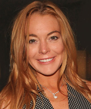 Lindsay Lohan Gets an On-Air Cooking Lesson from Chef Jamie Oliver
