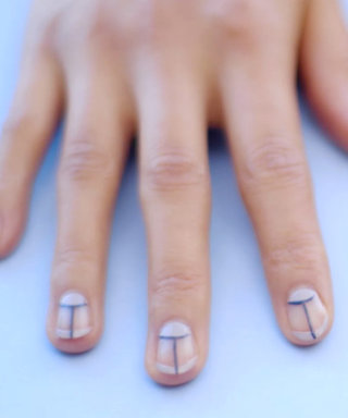 Nail Art Know How: Inverted T-Straps