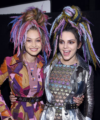 The Marc Jacobs Show Was a Supermodel Parade