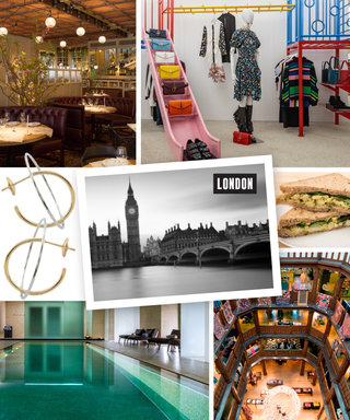 InStyle Editors Share Their City Guide for London Fashion Week