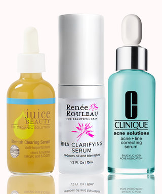 7 Acne Serums That Will Treat a Pimple Before It Surfaces