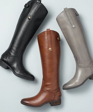 Wide-Calf Boot Guide: 11 Must-Have Silhouettes For Fall