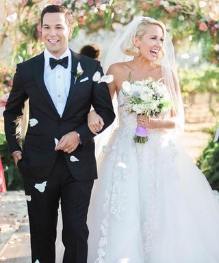Newlyweds Anna Camp and Skylar Astin Share the Sweetest Honeymoon Pics from Italy