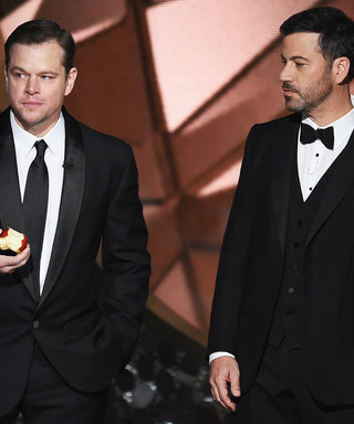 Host Jimmy Kimmel Lost the Emmy but Won a Hug from Matt Damon