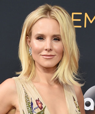 Kristen Bell Hilariously Chronicles Her Pre-Emmys Prep—See the Face Mask-Clad 'Grams