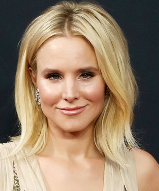 Kristen Bell and Kerry Washington Pose as Disney Princesses Backstage at the Emmys