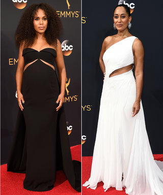 Who Knew Ribcages Could Be Sexy? See the Cut-Out Trend of the 2016 Emmys
