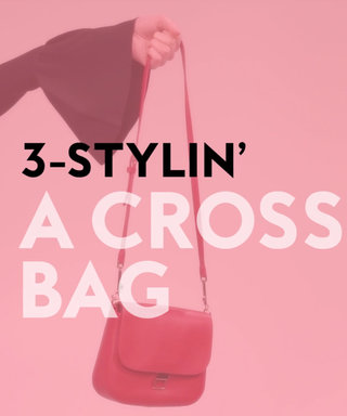 Watch 3 Ways to Wear a Cross-Body Bag