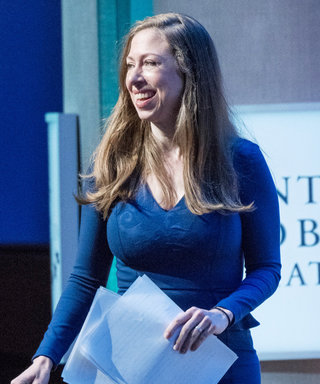 Chelsea Clinton Is Beautiful in Blue at the 2016 Clinton Global Initiative