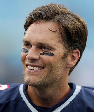 Watch Tom Brady Throw a Touchdown to His Oldest Son Jack in Rare Family Video