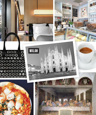 InStyleEditors Share Their Fashion Week Guide to the Best Spots in Milan