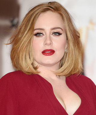 Adele Dedicates New York Concert to Brad Pitt and Angelina Jolie