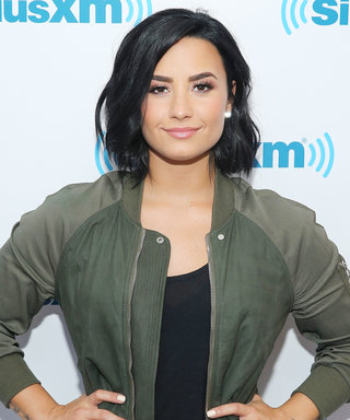 Demi Lovato's Sprained Ankle Hasn't Kept Her from the Boxing Ring