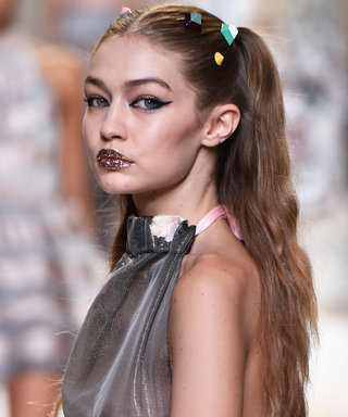 Fendi's Studded Hair Clips are the Throwback Accessory You'll Want to Wear—Stat