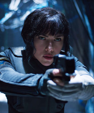 "Watch Scarlett Johansson's Fierce Character ""Major"" in the First Ghost in the Shell Teasers"