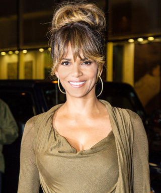 Halle Berry Shows Off Her Enviable Assets in a Black String Bikini