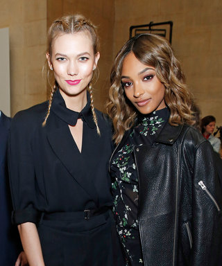 Karlie Kloss and Jourdan Dunn Are the Cutest BFFs Around
