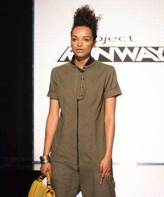 This Project Runway Contestant Designed a Universally Flattering Jumpsuit, and Here's How You Can Buy It