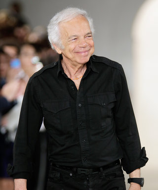 Fashion Legend Ralph Lauren to Release Autobiography in 2017