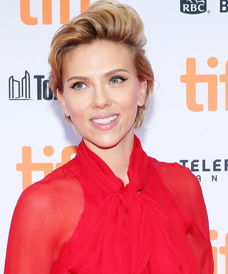 Scarlett Johansson Just Covered a New Order Song for Charity—Hear Her Take on the '80s Hit